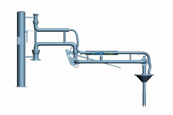 AL1412 top loading arm