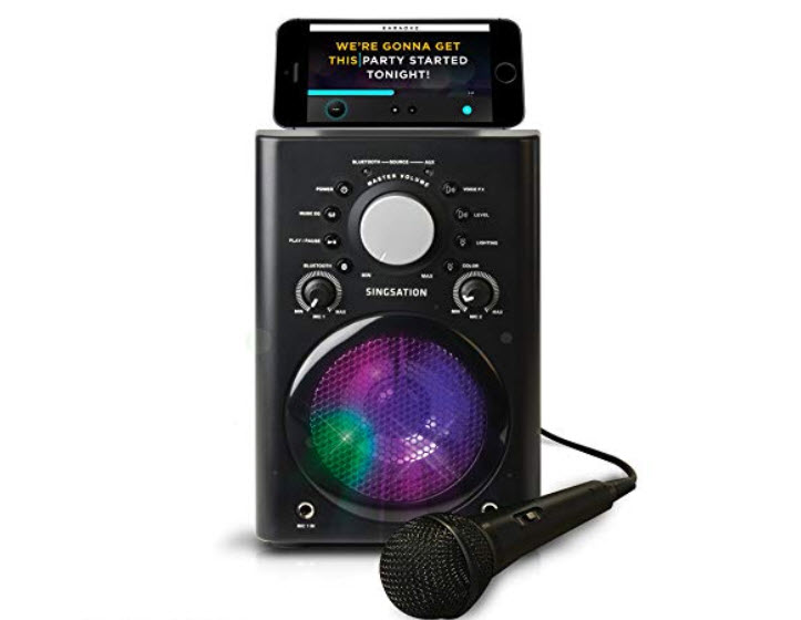 Top 10 Best Karaoke Machines For 2020 Reviews Load Records