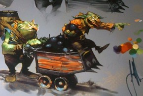 Goblin Techies Load The Game