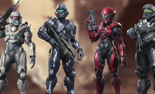 Halo 5 Guardians Meet The Newish Playable Characters