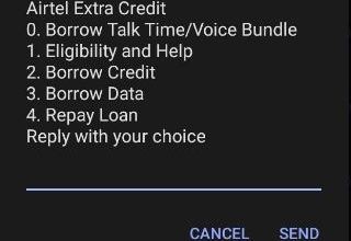Photo of How To Borrow Data From Airtel + Interest Rates