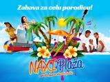 Naxi plaža (do 15.jula) Ušće Shopping centar