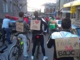 Biciklisti Beograda održali izbornu vožnju