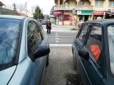 nepropisno parkiranje - Borča