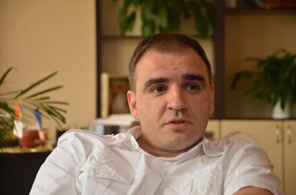 Predsednik GO Palilula Stojan Nikolic - 2015