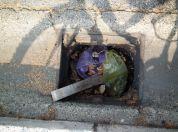 Kišna kanalizacija ili podzemni kontejner