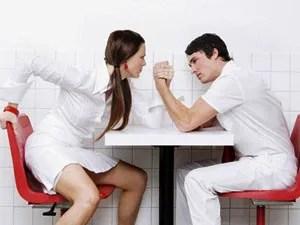 Ženski vs. muški