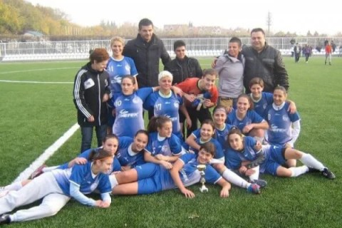 Ženska ekipa BSK Borče