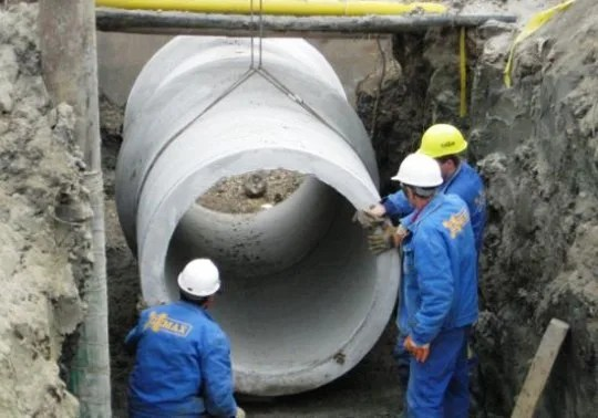 Kanalizacija Mali Zbeg