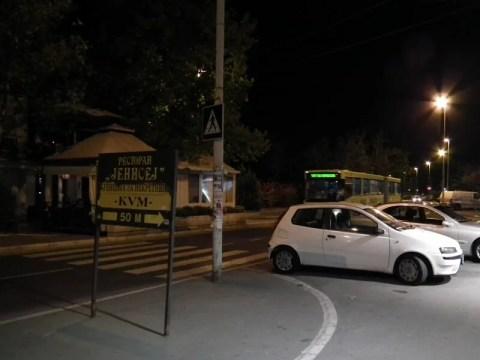 Autobus udario pešaka u Borči