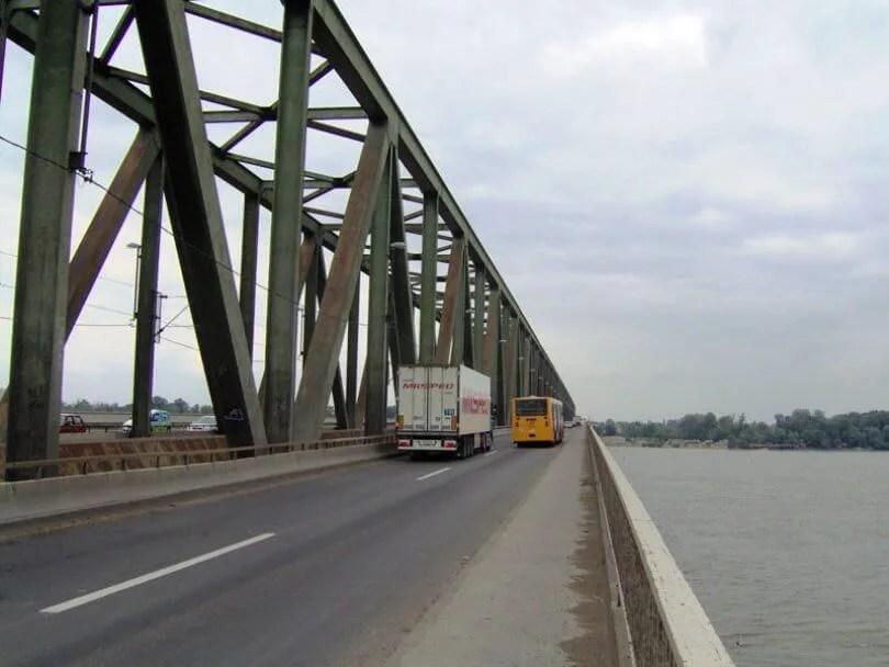 pancevacki most - pancevac