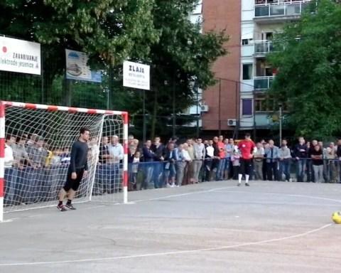 Osvajač turnira umalo ispao, večeras polufinale Vidovdana - 26.06.2013