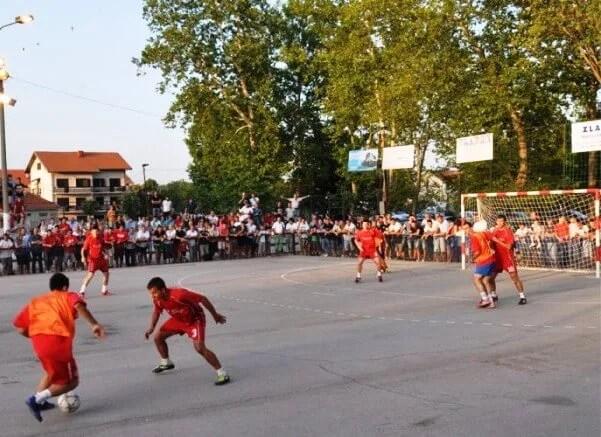 Trofej Vidovdana 2013 turnir u malom fudbalu - vidovdanski turnir Borča
