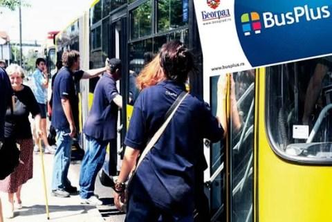 Od danas u svakom autobusu BUS PLUS kontrola - 15.07.2013