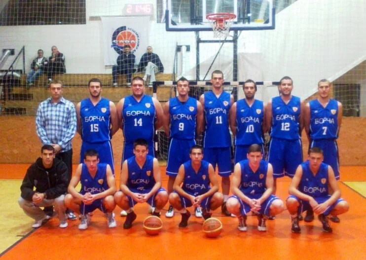 Košarkaški klub Borča se bori za opstanak - 2013