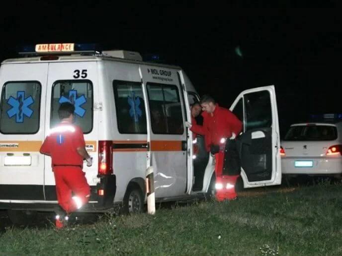 Povređena žena u udesu u Kotežu