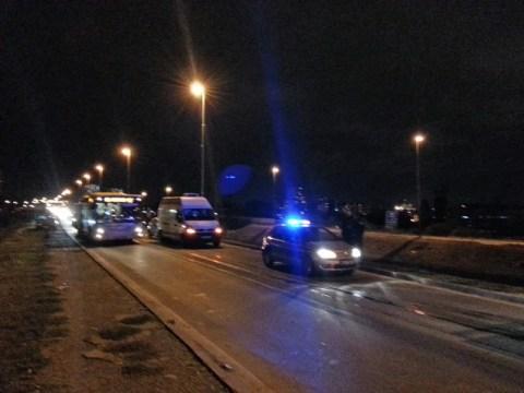 U lančanom sudaru na Pančevačkom most teže povređeno dete - 02.10.2013