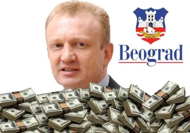 PKB: Đilas tvrdi da je grad uštedeo ogromne pare