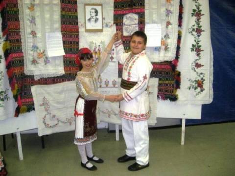 Ovča slavi Nacionalni dan Rumuna
