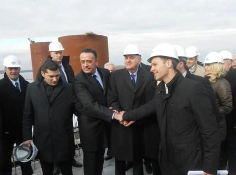 Tomislava Nikolić: Tri mosta sam ja gradio ali most Zemun-Borča mi je najdraži
