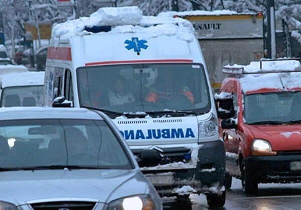 Rano jutros teško povređen mladić u udesu na Pančevačkom putu