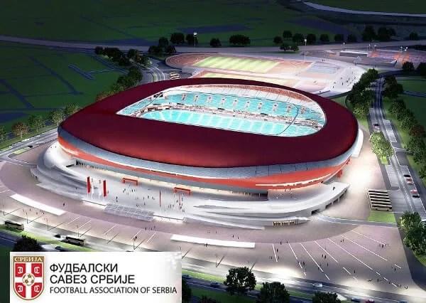 Borča potencijalna lokacija za izgradnju nacionalnog stadiona - 30.01.2014.
