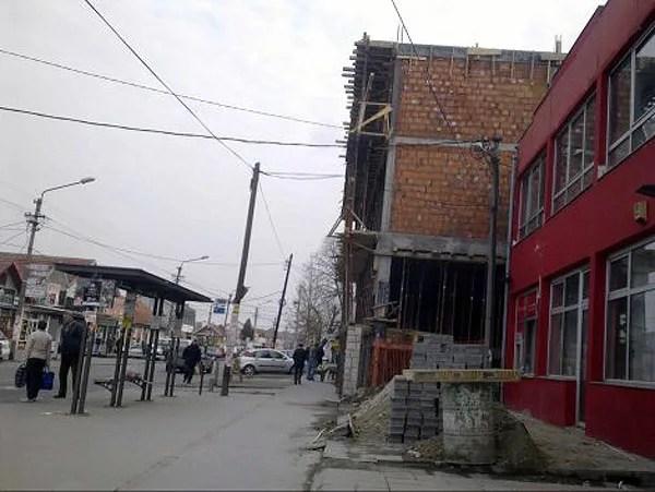Ruše se nelegalna gradilišta u Borči