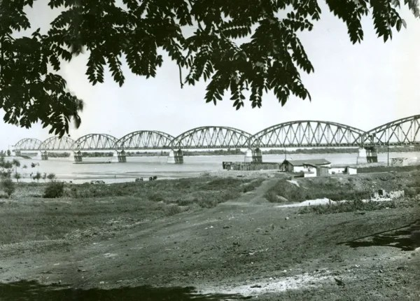 Istoria Pančevački most 1935-1940
