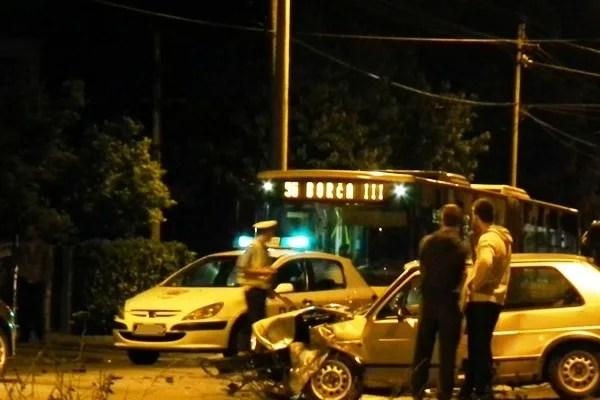 U saobraćajnoj nezgodi u Borči povređena devojčica - 11.03.2014