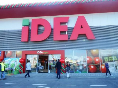 Otvorena prva Idea Super u Borči