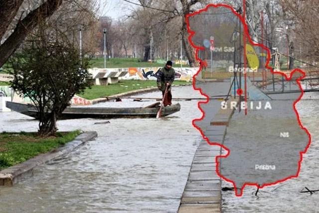 """Ciklon """"Tamara"""" se ne zaustavlja! Slovenija i Crna Gora šalju pomoć!"""