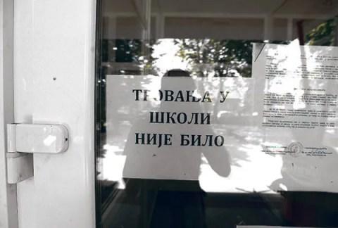Trovanje u Borči: U školskoj pekari nađena ešerihija - 2014