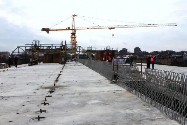 Kamen za izgradnju mosta Zemun-Borča stiže prugom iz Malog Zvornika