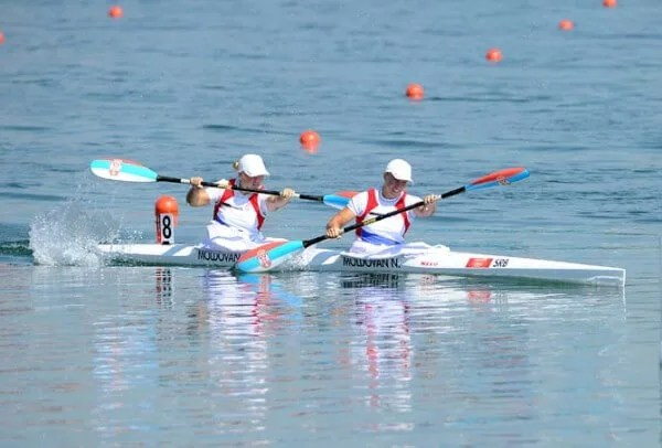 Sestre Moldovan osvojile bronzu u Nemačkoj - 2014