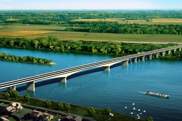 SPECIJAL o novom mostu Zemun – Borča - 2014