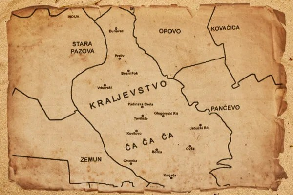 Kraljevstvo ČA, ČA, ČA - Leva Obala Beograda - LOBI INFO