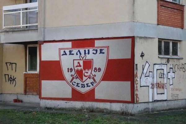 Zvezdin grafit preko urbane legende grobara iz Padinjaka - 1001 ludaka iz Padinjaka