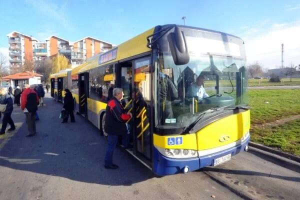 Nove zone javnog prevoza dele levu obalu-2015