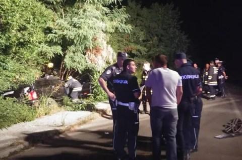 Saobraćajna nesreća Besni Fok, izvor: kurir.rs, LOBI