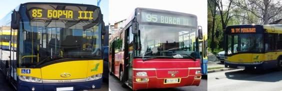 Ovo su naše limuzine :D Kako godine prolaze, sve lepše izgledaju :P — in Borca.