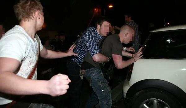 Mladiću polomljena vilica u tuči u Borči-2015