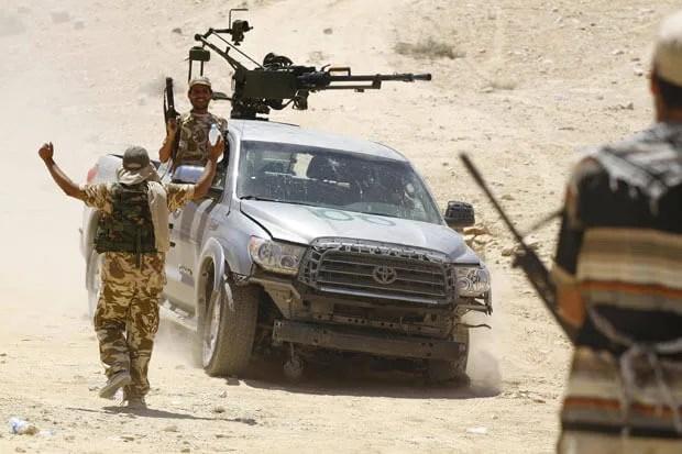 Našu sugrađanku iz Padinske Skele su oteli džihadisti u Libiji - 2015