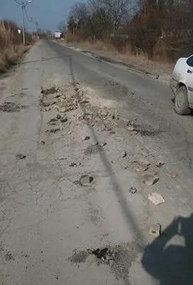 Oštećen put u Ovči, LOBI