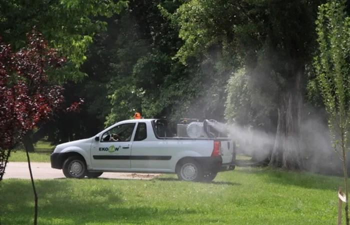 Zaprašivanje komaraca, LOBI