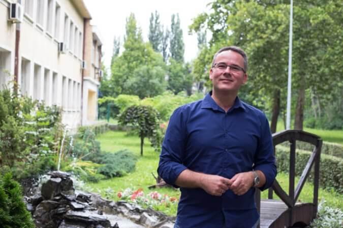 Direktor Poljoprivredne škole Beograd