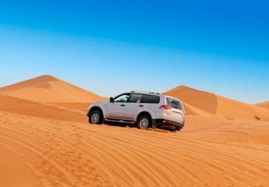 Comment se préparer à un voyage en 4×4 dans le désert ?
