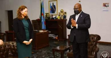 La RDC peut compter avec la coopération humanitaire du Royaume Uni pour vaincre la Covid-19 et Ebola