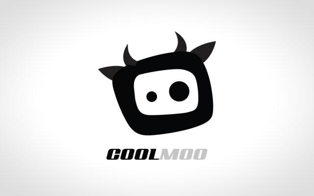 fun cow logo for sale