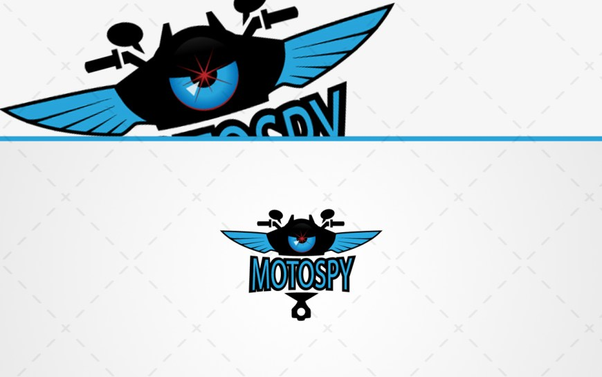 Motor Cycle Logo For Sale