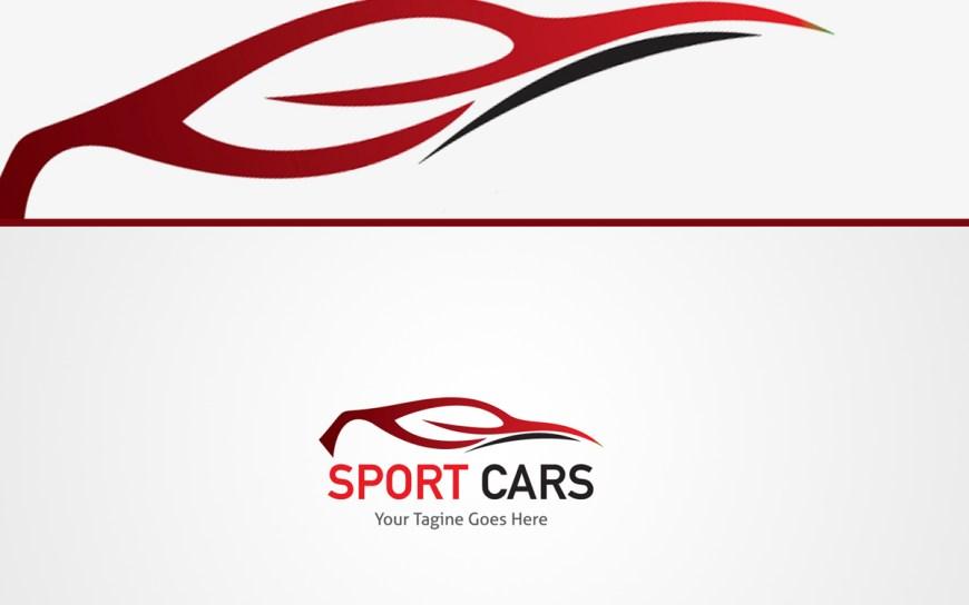 sports car logo for sale